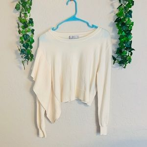 Zara Knit Sweater | size small